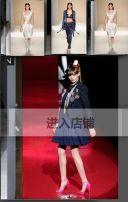 服装品牌宣传页