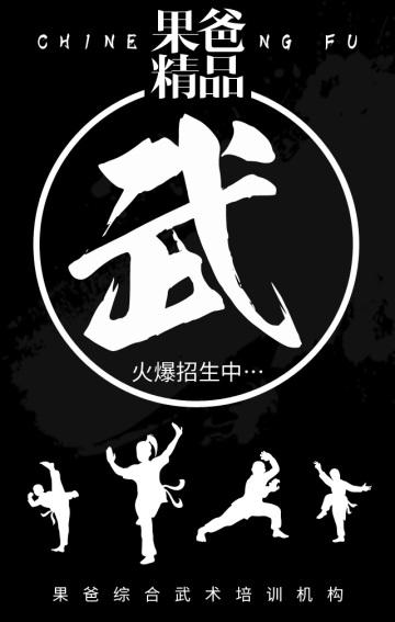 高端武术跆拳道招生