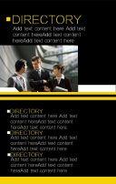 15页高端典雅企业宣传