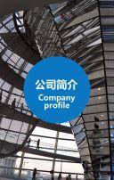 企业简介画册/企业宣传画册/企业通用/企业介绍/公司介绍宣传册