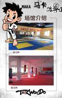 健身跆拳道