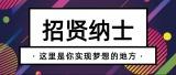 简约招贤纳士企业招聘人才公众号首图