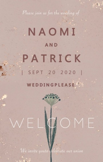 婚礼电子邀请涵 电子请柬