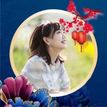 中秋佳节节日欢庆个人微信头像